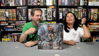 Unboxing of Fireteam Zero by Emergent Games