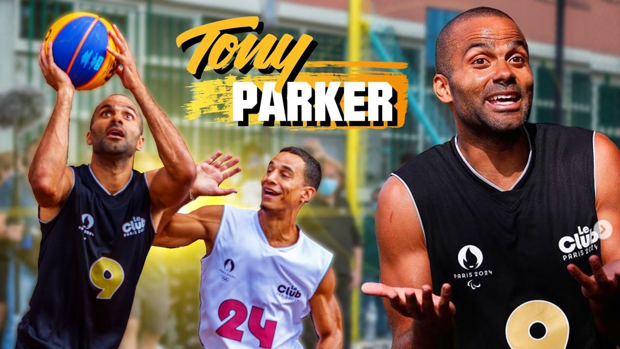 TONY PARKER M'A HUMILIÉ ?!