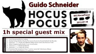 002 Hocus Pocus Radio Show mixed by Guido Schneider