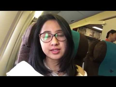 GARUDA INDONESIA EXPERIENCE - FROM LONDON