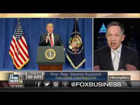 "Kucinich: ""The White House is under attack from elements inside the intelligence community!"""