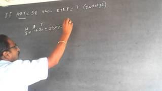 Logical Reasoning Coding Decoding 8 Infosys