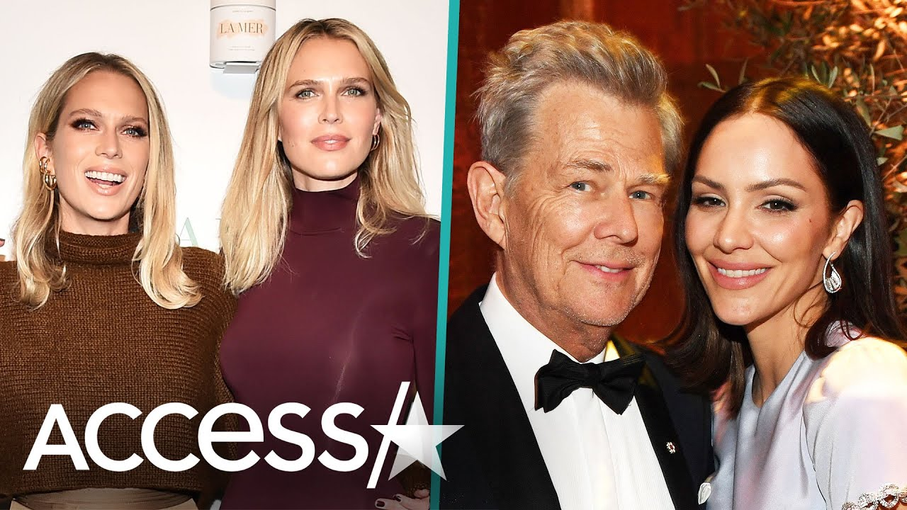 David Foster's Daughters' 'Biggest Issue' w/ Katharine McPhee