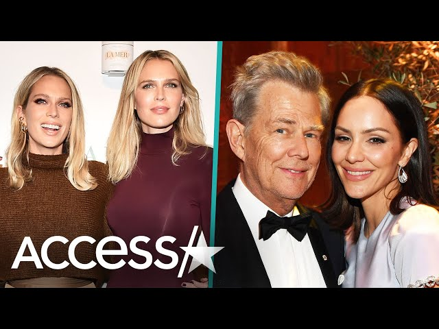 David Foster S Daughters Have One Problem With Katharine Mcphee