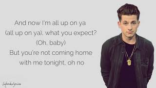 Charlie Puth Attention Lyrics