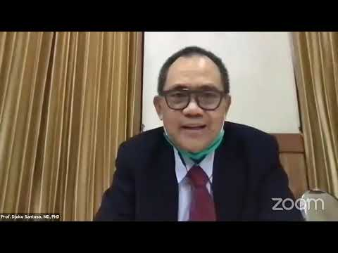Indonesian Covid-19 -  Webinar Conference: World Against Covid-19 - Prof. Djoko Santoso