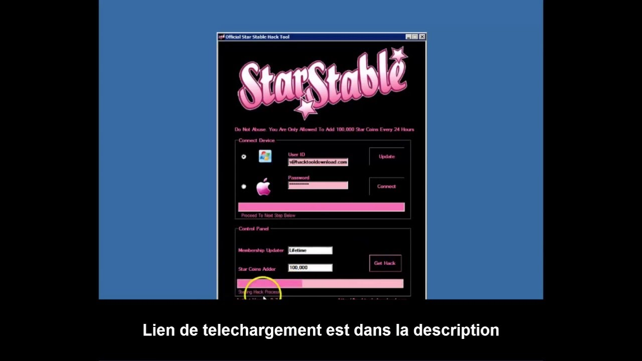 comment avoir des starcoins gratuit sur starstable ao t. Black Bedroom Furniture Sets. Home Design Ideas