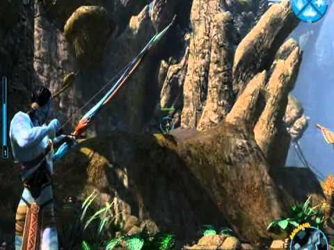Игра Avatar The Last Airbender Прохождение
