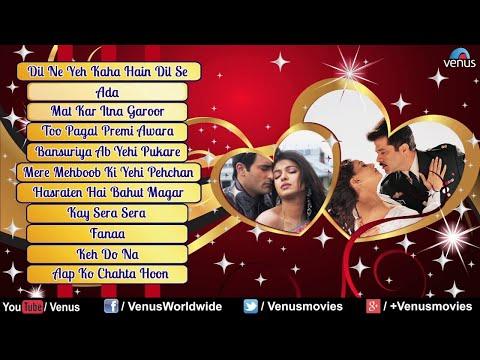 Mushy Love Songs Of Bollywood ♥ Greatest Romantic Hits ~ Audio Jukebox