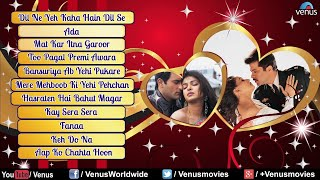 Mushy Love Songs Of Bollywood ♥ Greatest Romantic Hits ~ Audio Jukebox