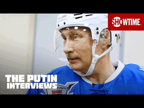The Putin Interviews | Oliver Stone Visits Vladimir Putin on the Ice | SHOWTIME Documentary