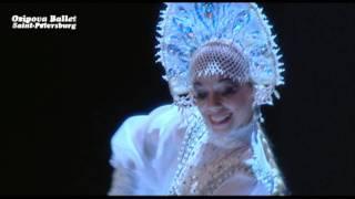 "Natalia Osipova ""Character Dances - Trepak (Russian Dance)"""