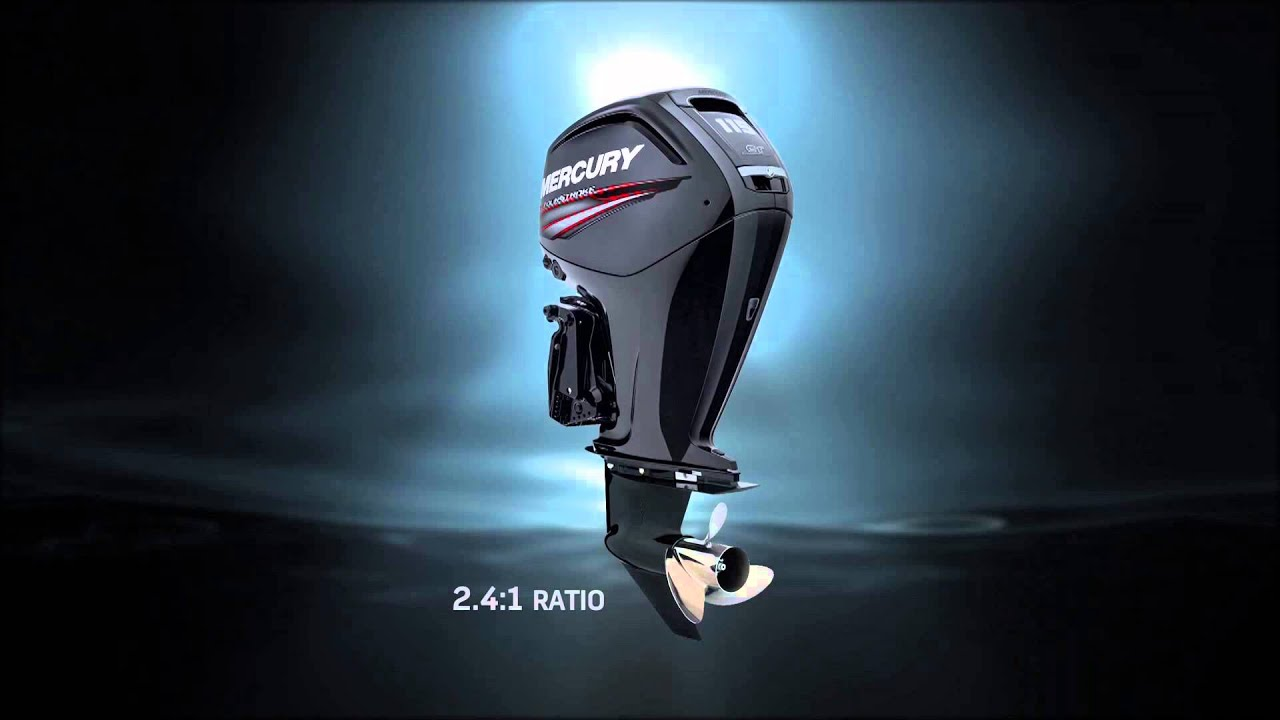 Mercury Outboard Standard Gearcase vs  Command Thrust