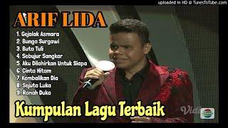 Kumpulan Lagu Terbaik ARIF LIDA (Sumatera Barat)