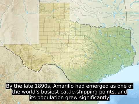 Amarillo - Interesting Facts