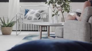 A bedroom en suite