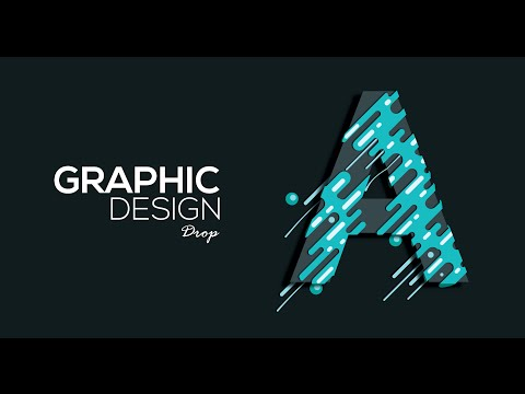 Graphic Design – Adobe Illustrator/Photoshop – Drop
