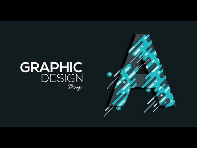 Graphic Design - Adobe Illustrator/Photoshop - Drop