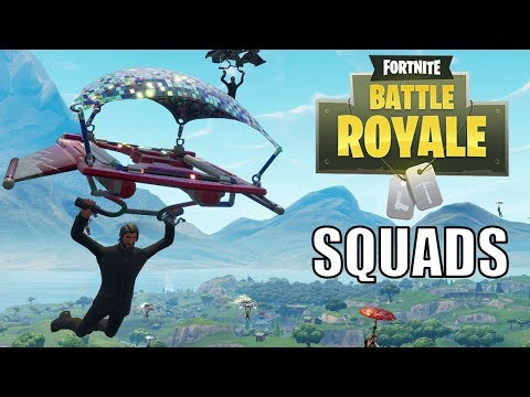 Squads with Subscribers! - Fortnite Battle Royale Gameplay - Xbox One X