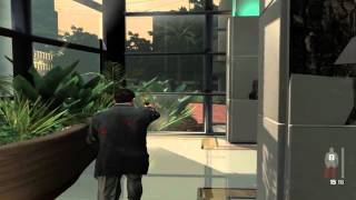 Max Payne 3 PC Gameplay Maxed Out DX11 Tesselation GTX 580 HD