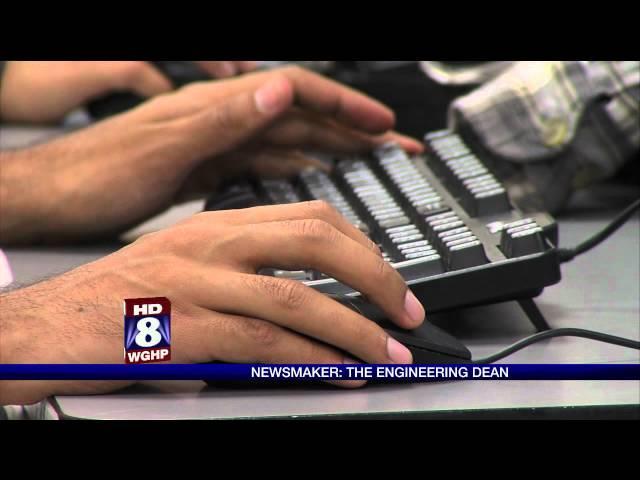 WGHP NEWSMAKER: DR. ROBIN COGER NC A&T STATE UNIVERSITY
