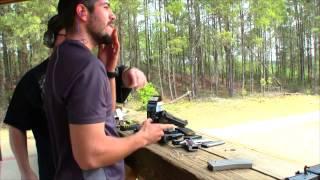 OUTDOOR GUN RANGE - Florida Vacation - FoolyLiving Vlog