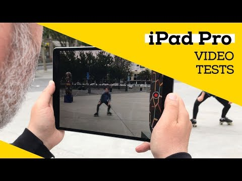 New iPad Pro 10.5 Video Tests