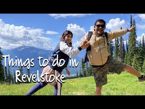 Revelstoke Mountain Resort | Hiking and Upper Gondola Sightseeing