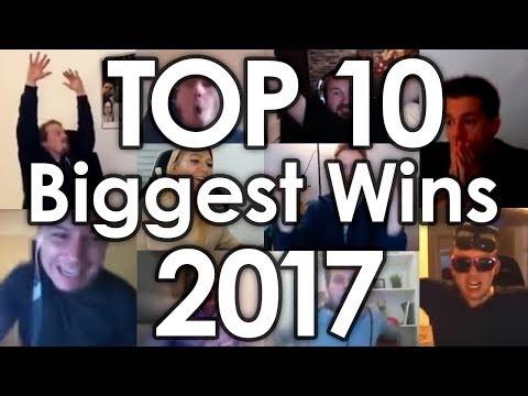 Top 10 - Biggest Wins of 2017