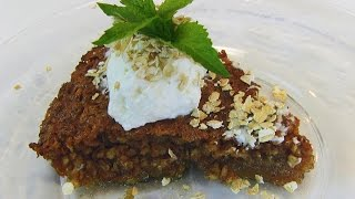 Betty's Southern Oatmeal Pie