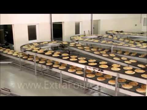 Extra Four - Lebanese Pita Bread Machines - Bakery Equipment Lebanon