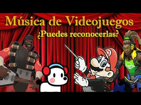 Quiz de Musica de Videojuegos - ¿Las puedes reconocer?
