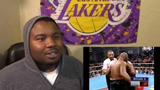 HOW MANY SHOOT CAN YOU LAND?-The Greatest Defensive Boxer of all Time James Toney Highlight-REACTION
