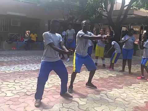 Chi-Chi at SABS in Dakar, Senegal, West Africa