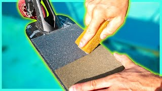 ULTIMATE GRIP TAPE CLEANING TOOL!
