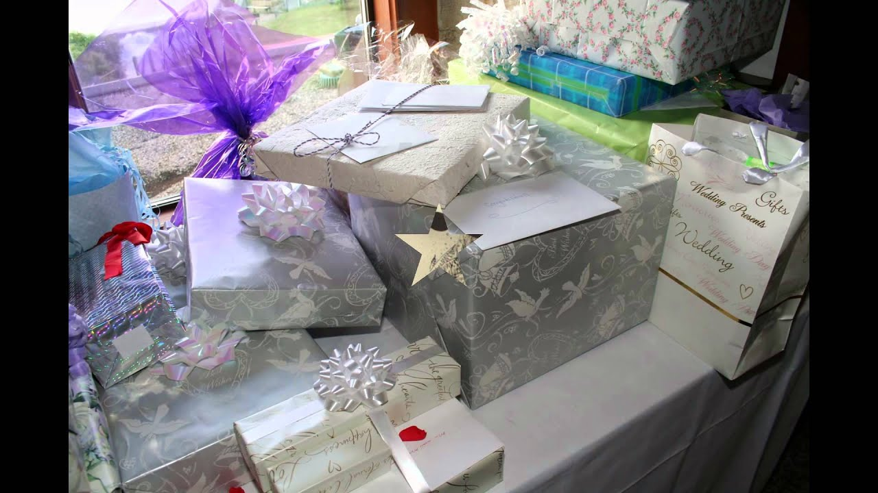 Wedding Photo Gift Ideas: Gift-wrapping-ideas-for-wedding-gifts