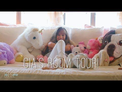 Watch Gia's Room Tour Now