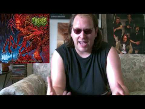 Broken Hope - MUTILATED AND ASSIMILATED Album Review