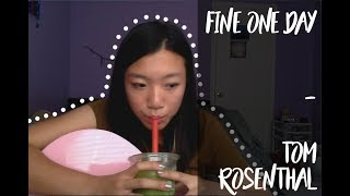 Download Lagu fine one day - tom rosenthal [cover by serena] mp3