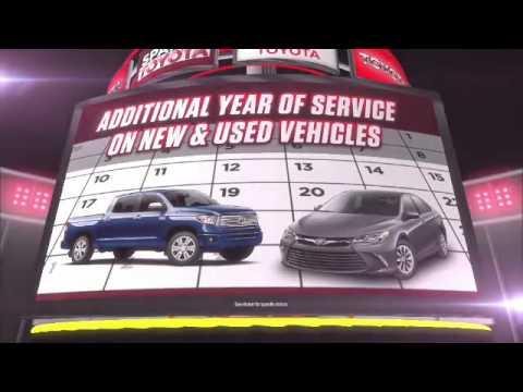 Sparks Toyota Service >> Sparks Toyota Preferred Customer Program Youtube