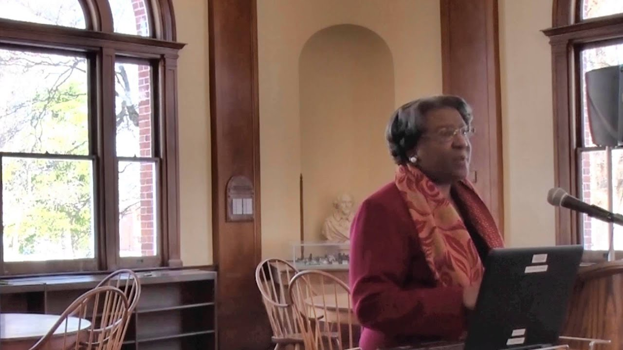 Underground Railroad in Guilford County by Adrienne Israel - YouTube