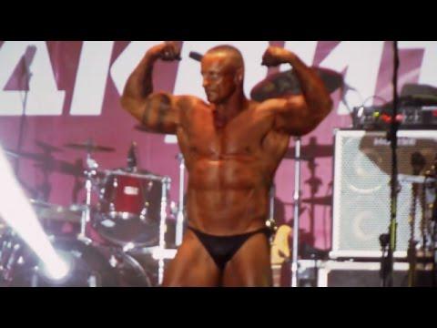 Bodybuilding Show - Sport Life Fitness Center Opening, Odessa 2016