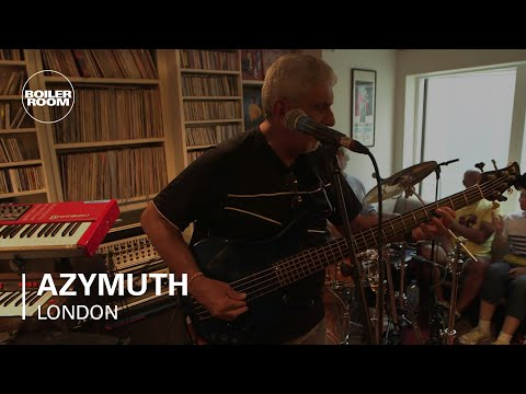 Azymuth 'Jazz Carnival' Boiler Room LIVE Show