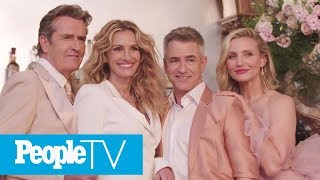 'My Best Friend's Wedding' Reunion: Julia Roberts On Film's Legacy | PeopleTV | Entertainment Weekly