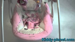 Видео обзор детской качели Bright Starts 60008(, 2012-10-16T18:30:42.000Z)