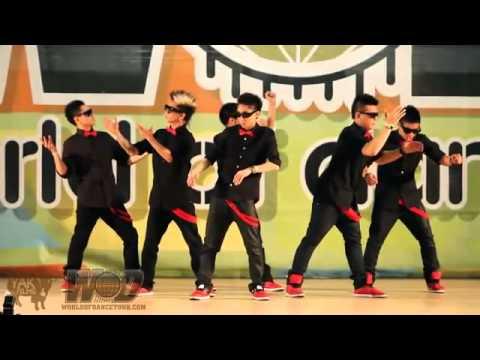 Nhóm nhảy đẳng cấp và siêu vui nhộn Poreotics - Best funny dance