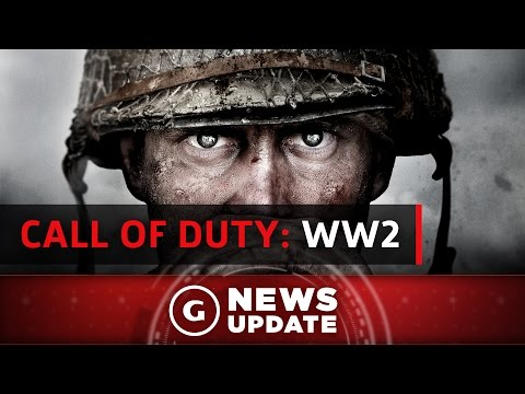 Call Of Duty: WWII Confirmed for 2017 - GS News Update