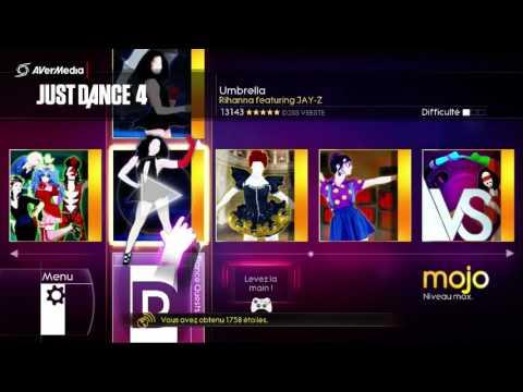 Just Dance 4Song ListXbox 360more (mas) DLC