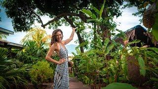 we found paradise van life in nicaragua