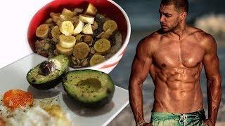 Desayuno para AUMENTAR MASA MUSCULAR y Energía
